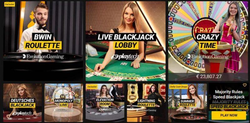 Bwin Casino online en México
