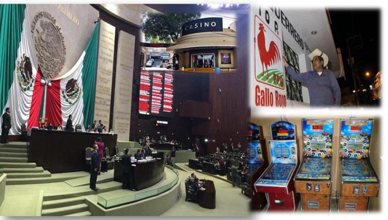 Cámara del congreso debate ley de sorteos y apuestas