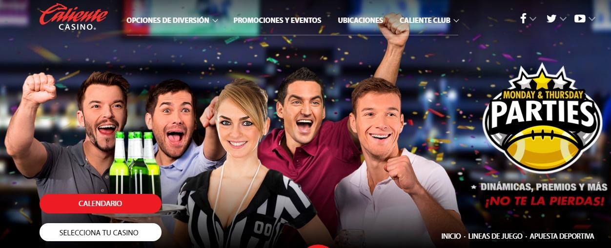 Casino Caliente Juegos