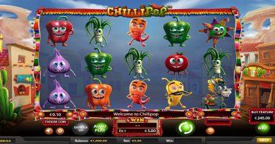 Chillipop Tragamonedas en México 2021