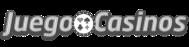 Logo de Casinos y Juegos en Linea Mexico en Blanco y Negro