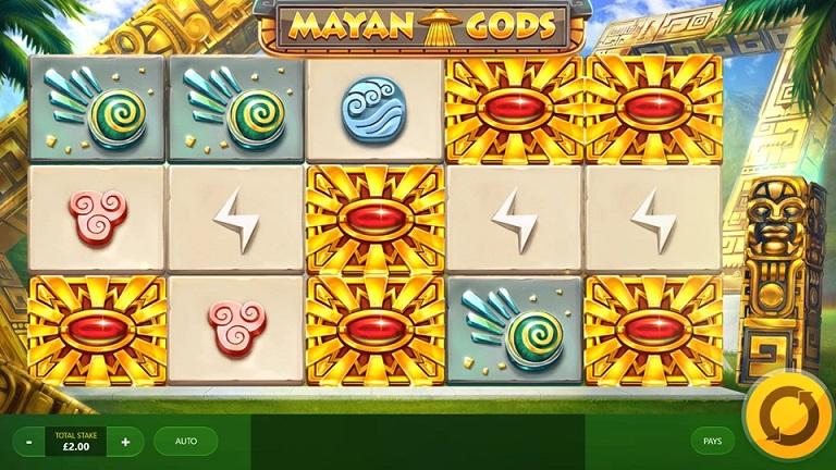 Slots Mayan Gods - La tragamoneda mas popular de Mexico