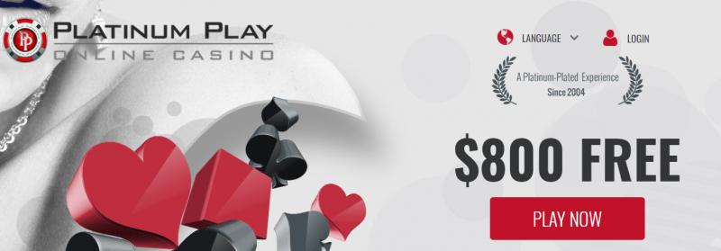 Revision Platinum Play Casino