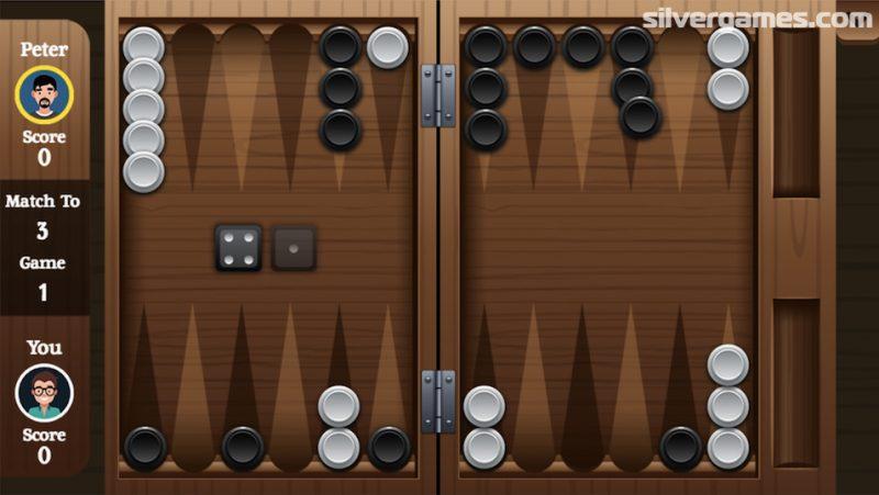 Qué es el juego Backgammon