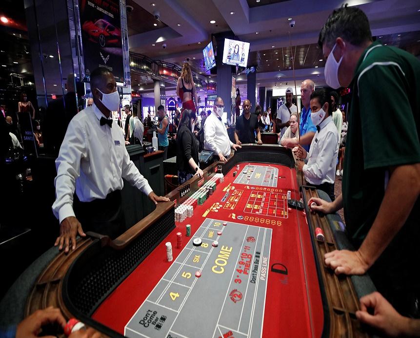 Reapertura de casinos en CDMX 2021