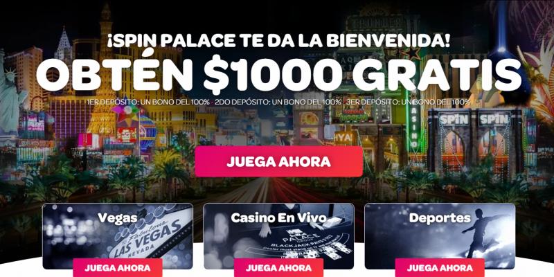 Spin Casino Revisión