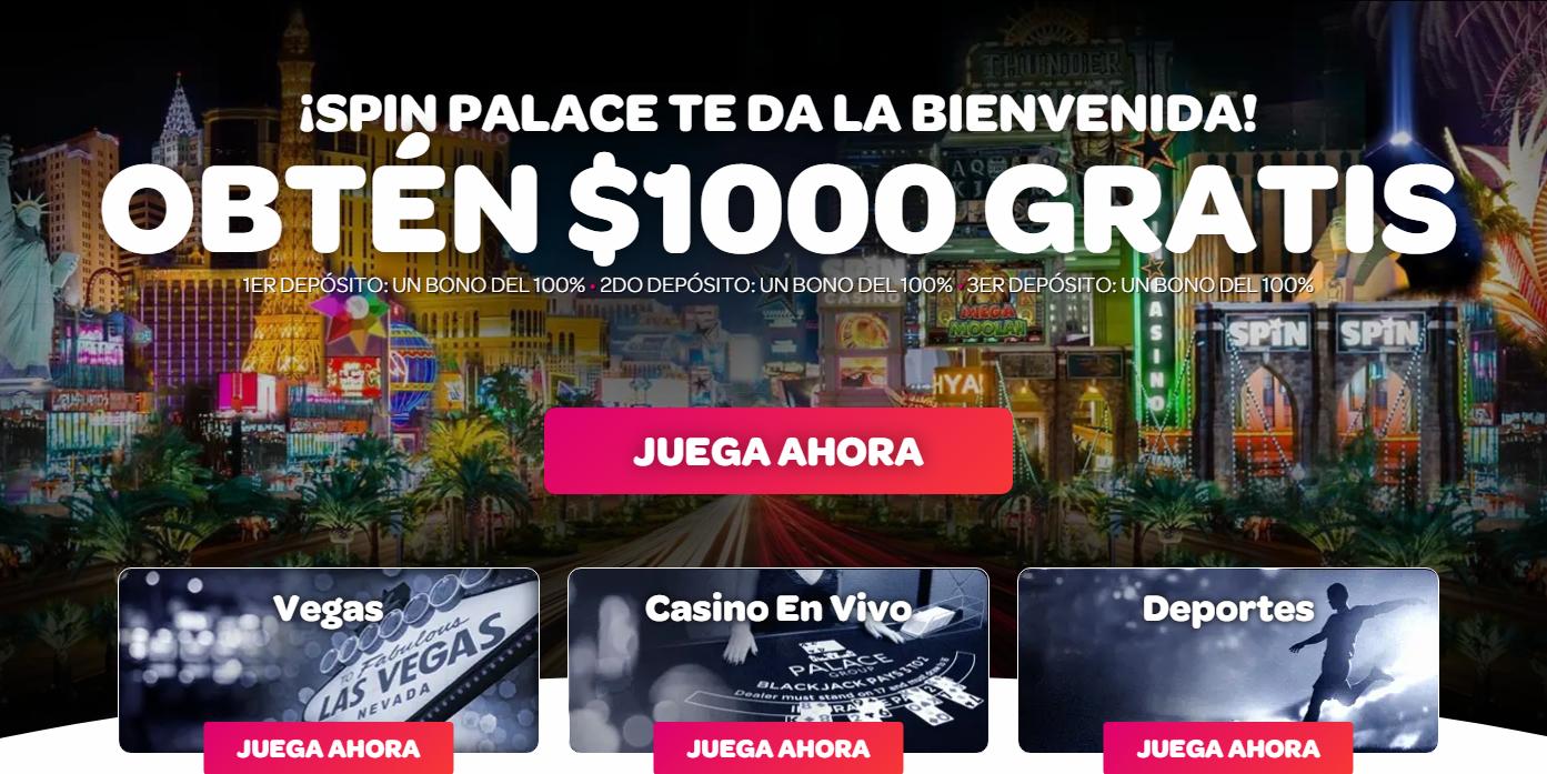 Spin Palace España