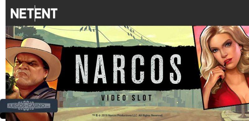 Narcos en tragamonedas
