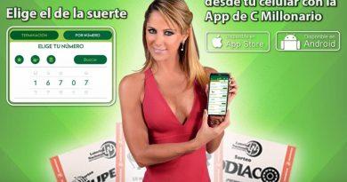 App de la lotería nacional de México