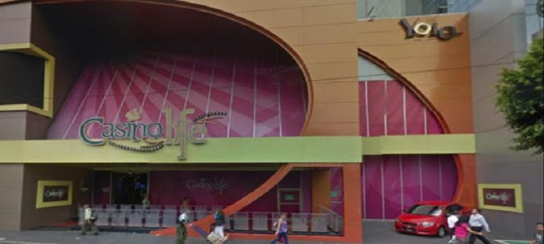 Casino Life Plaza Q México