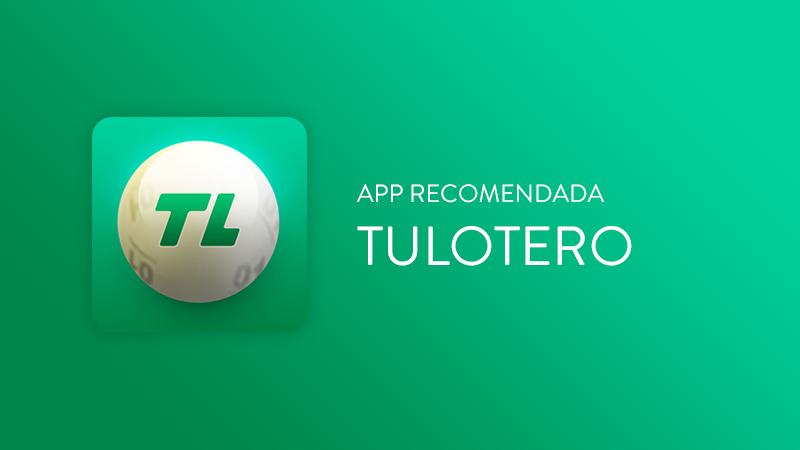 App Tulotero - Como Usarla