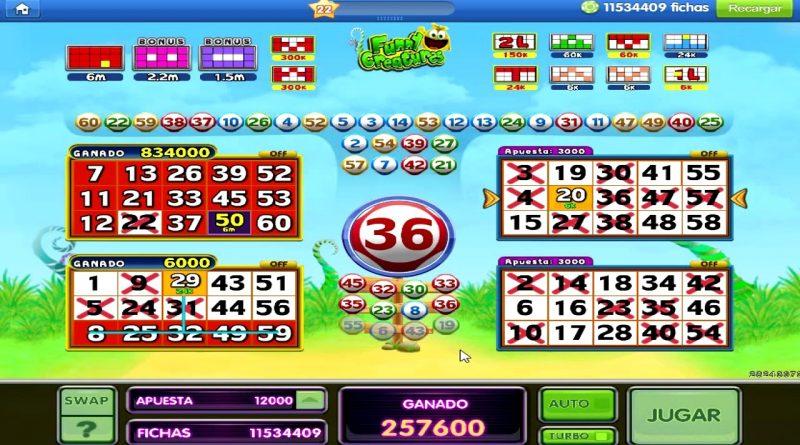 Guía de Vídeo Bingo Online